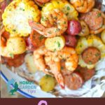 Shrimp Boil Foil Packets | Home and Garden Tip