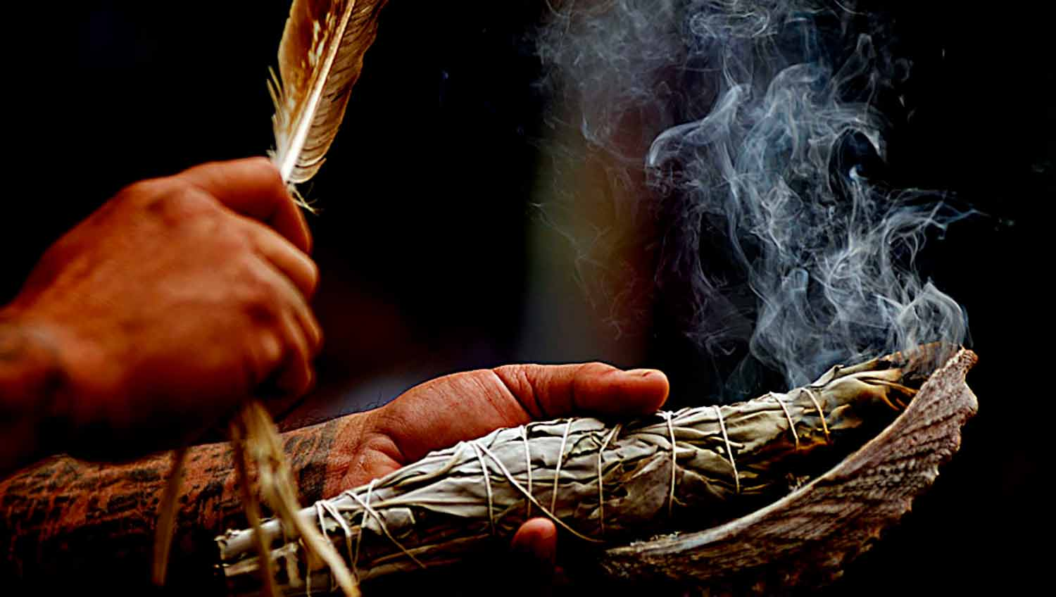 Smudging is the common name given to a powerful cleansing technique from the Native North American Tradition