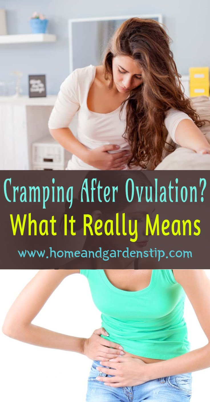 Cramping After Ovulation? What It Really Means