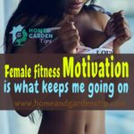 Female fitness motivation is what keeps me going on