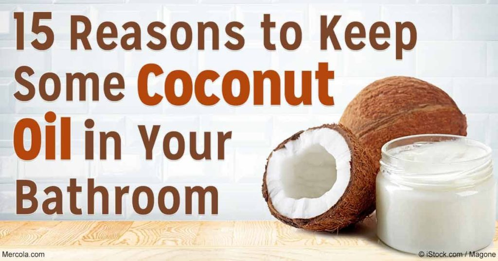 Reasons To Keep Coconut Oil