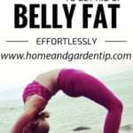 5 Yoga Poses To Get Rid Of Belly Fat Effortlessly