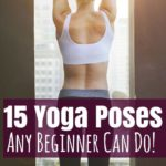 15 Basic Yoga Poses Any Beginner Can Do| Home and garden tip
