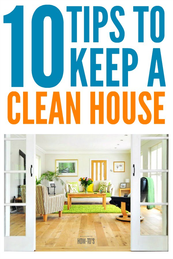 Chemical Free 'Green' House Cleaning Tips