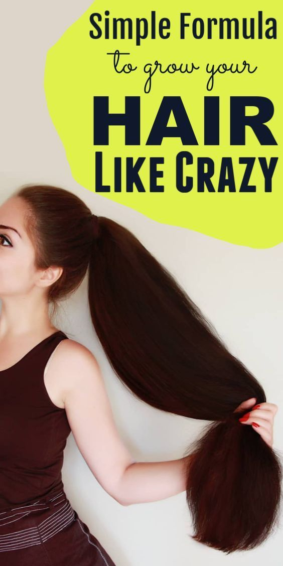 You are currently viewing Your Hair Will Grow Like Crazy and Fast, With This Amazing Formula