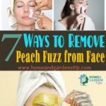 7 Ways to Remove Peach Fuzz from Face