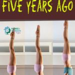 Alignment/inversions Five years ago