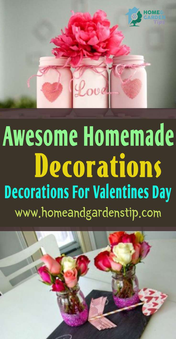 You are currently viewing Awesome Homemade Decorations For Valentines Day