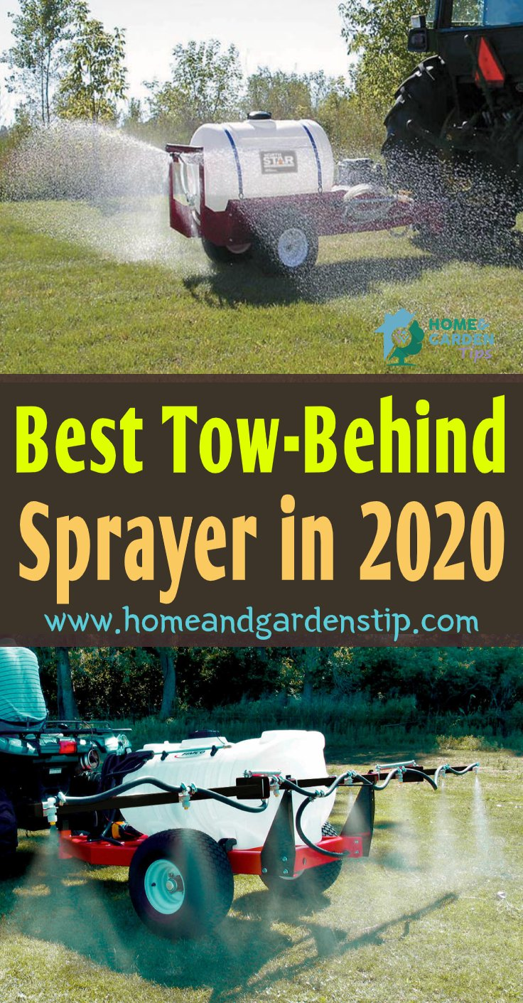You are currently viewing Best Tow-Behind Sprayer in 2020