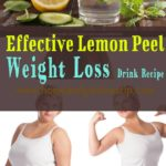 Effective Lemon Peel Weight Loss Drink Recipe at Home