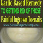 Garlic-Based Remedy To getting Rid Of Those Painful Ingrown Toenails