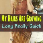 My Hairs Are Growing Long Really Quick – Thanks To This Incredible Effective Recipe
