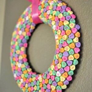 Simple DIY Valentines Day Decor Ideas