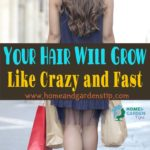 Your Hair Will Grow Like Crazy and Fast, With This Amazing Formula
