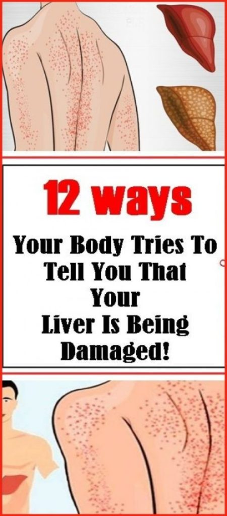 your body tries