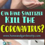 Can Hand Sanitizer Kill The Coronavirus?