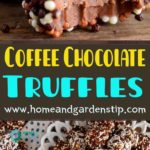 Coffee Chocolate Truffles