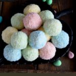 Easter Bunny Coconut Tails