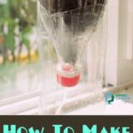 How To Make Self Watering Planters