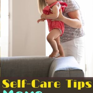 6 Quick Self-Care Tips for Moms to Relax at Home